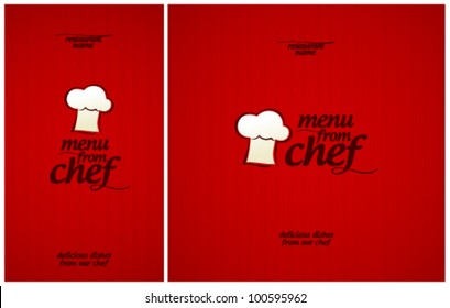 Special Menu from Chef Design template.