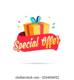 Special Offer Shopping Gift Box