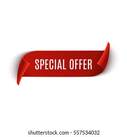 special offers ribbon stock vectors, images & vector art offer 32 gif offer #7