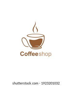 Specialty coffee and delicious food in a garden setting