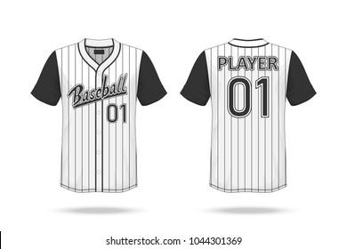 meet 946a7 6007a Baseball Jersey Images, Stock Photos & Vectors | Shutterstock