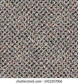 Speckled Colored Melange Textured Distressed Background. Seamless Pattern.