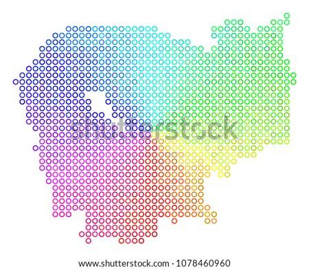 spectrum-cambodia-map-vector-geographic-450w-1078460960 jpg