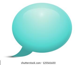 Speech bubble