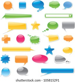 speech and thought vector elements