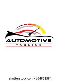 Speed Car Logo , Automotive Logo