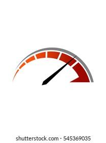 Speed logo vector