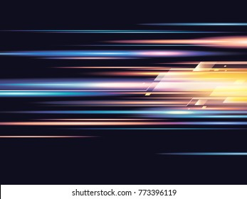 speed movement pattern design background concept