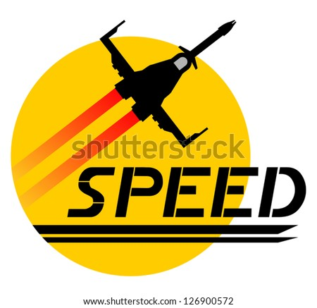 Speed rocket