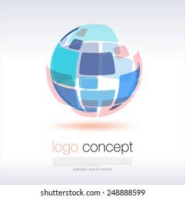 Sphere Logo Concept