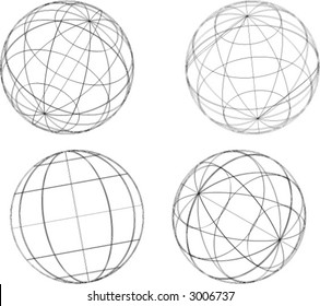 Sphere Outlines
