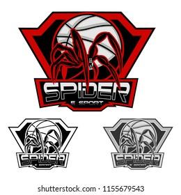 Spider Ball E sport logo