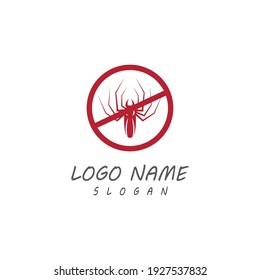 Spider Logo Template vector symbol  design