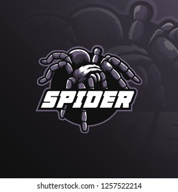 Spider Logo Images, Stock Photos & Vectors | Shutterstock