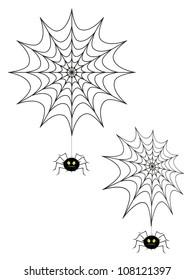 Spider - vector