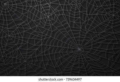 Spider Web, Halloween pattern