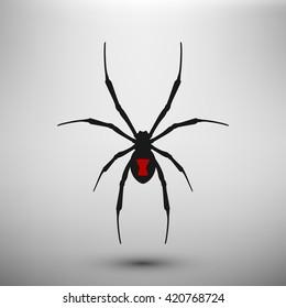 1000 Black Widow Spider Stock Images Photos Vectors