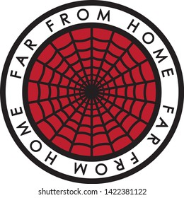Spider-Man far from home marvel CIRCLE WEB
