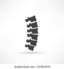 Spine diagnostics symbol design