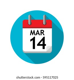 14th of march