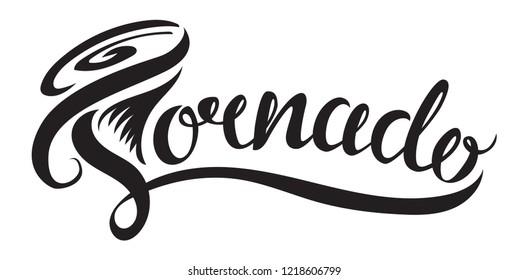 spiral logo. Tornado geometric symbol. energy logotype. Magic whirlwind logo template.