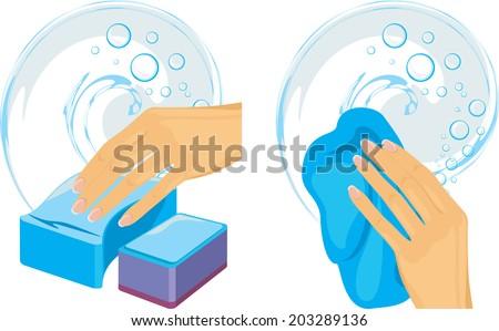 sponges-cleaning-rag-female-hand-450w-20
