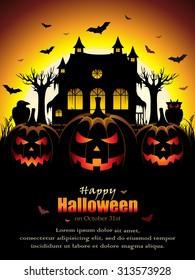Spooky Halloween Design