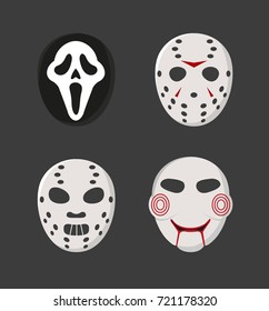 Spooky icons.