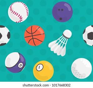 sport background seamless