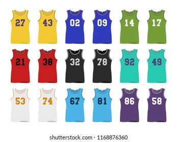 Sport basketball Jerseys