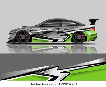 Car Sticker Design Images Stock Photos Vectors Shutterstock