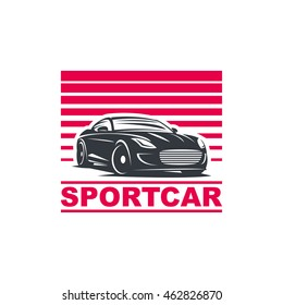 Sports Car Logo Images Stock Photos Vectors Shutterstock