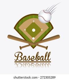 Sport design over white background,vector illustration.