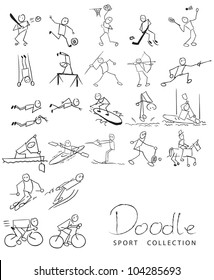 Sport Doodle