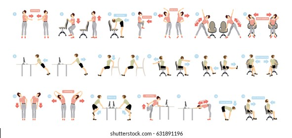 exercise images stock photos vectors shutterstock