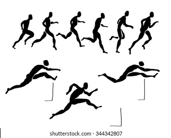 Sport Field and Track Game Athletic Event