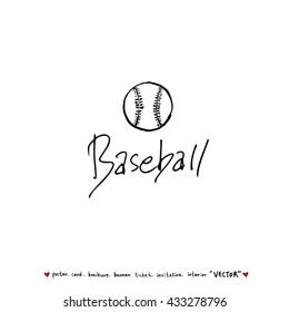Sport illustration - vector / sports poster background