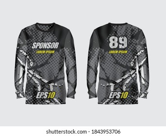 sport jersey abstract background illustration