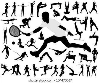 Sport people