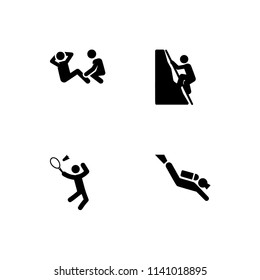 Physical Education Icon Images Stock Photos Vectors