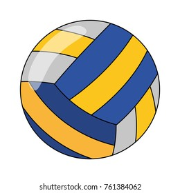 Sport voleyball ball