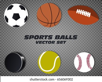 Sports Balls On Transparent Background Images Stock Photos Vectors Shutterstock