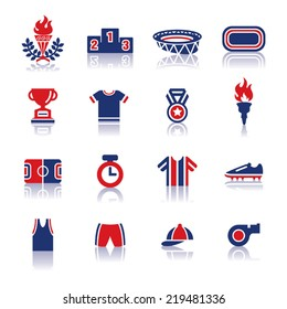 Sports Color Icons