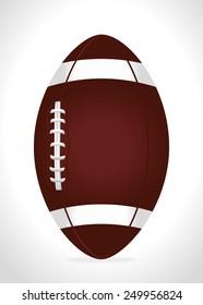 Sports design over white background ,vector illustration.