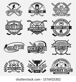 Sports Logo Badge & Label