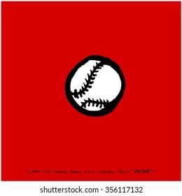 Sports poster illustration / sport background - vector