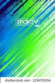 Sporty abstract background