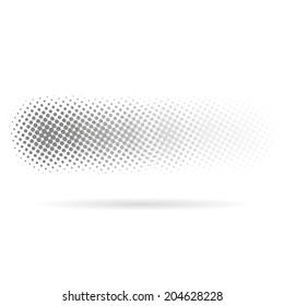 Spotted pattern backgrounds, vector illustration