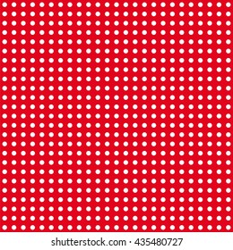 Spotty seamless background