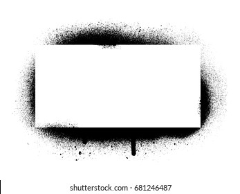 photograph regarding Printable Stencils for Spray Painting titled Stencil Photographs, Inventory Illustrations or photos Vectors Shutterstock